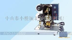 丰兴 中山厂家直销色带打码机 自动印码机