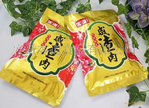 客道特色徽菜咸渣肉