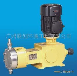 JYX系列液压隔膜计量泵