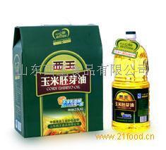 西王玉米胚芽油礼盒装