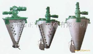 WH系列双螺旋锥形混合机