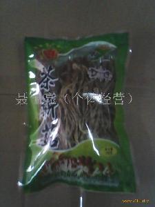 茶树菇100克