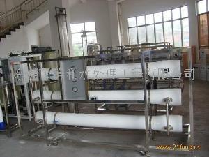 惠州二级反渗透纯水设备