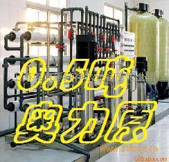 上海0.5吨双级反渗透加EDI纯化水设备