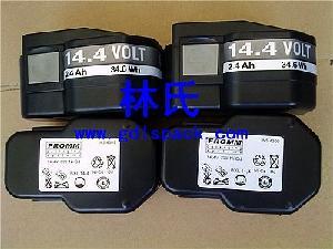 P320-P325手提电动打包机电池