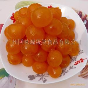 中秋月饼粽子红心黄心咸蛋黄