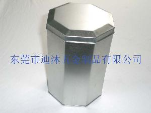 八角形咖啡罐