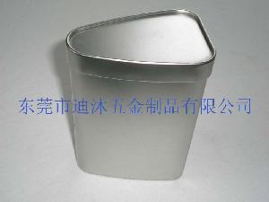 三角形咖啡罐/盒