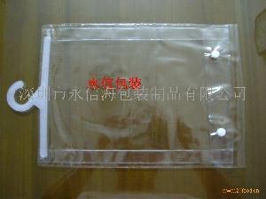 挂钩PVC胶袋