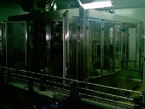 24头碳酸饮料灌装机