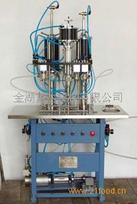 QGB-900D半自动气雾剂灌装机