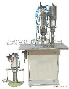 QGBG500型盖下灌装机(冷媒机)