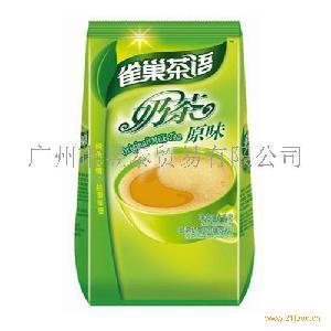 雀巢原味奶茶