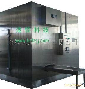 提升式立体食品速冻机