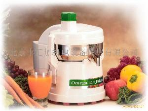 美国omega果渣分离榨汁机