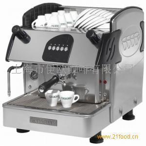 EXPOBAR爱宝专业半自动咖啡机迷你单头