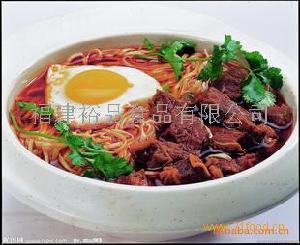 台式牛肉面(速冻调理食品)