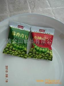 旺香珍蒜香青豆