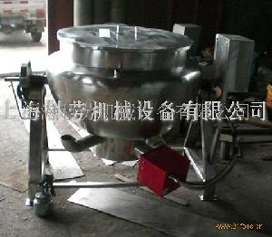 全不锈钢天燃气夹层锅