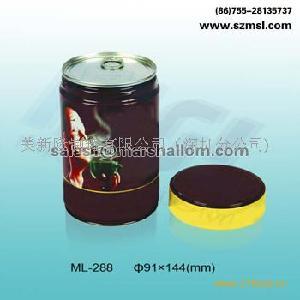 咖啡包装罐