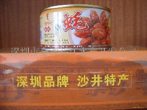 红烧牡蛎罐头
