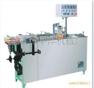 HZ-200半自动透明膜包装机
