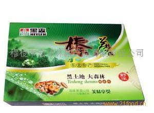 绿盒黑森牌榛蘑菇