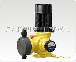 GM机械隔膜计量泵