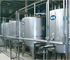 全自动CIP清洗设备系统