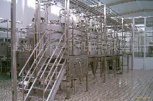 液态奶、巴氏奶、酸奶、UHT奶生产线