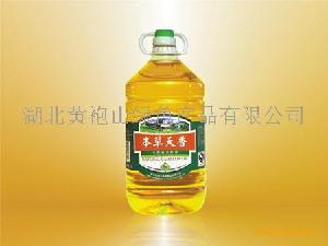 5L冷压榨山茶油