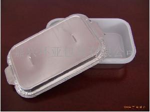 涂层航空餐盒