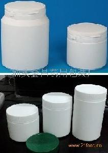 保健品直筒塑料罐