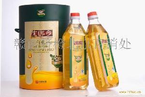 有机山茶油