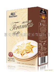 马来西亚倍丽朵提拉米苏咖啡Tiramisu Coffee 8盒x18克