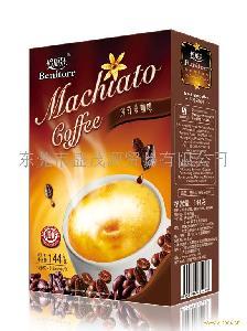 马来西亚倍丽朵玛奇朵咖啡 Machiato Coffee 8盒x18克