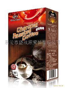马来西亚倍丽朵炭烧咖啡Charcoal Roasted Coffee8盒x18克