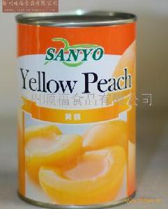 黄桃罐头(半)