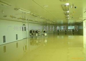 食品厂化验室整体万级净化工程