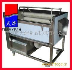 TY-1000A蔬菜清洗去皮机