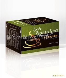 马来西亚怡保乡情白咖啡榛果味三合一