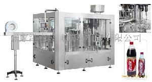供应等压灌装三合一机组饮料机械