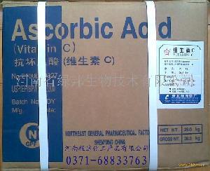 东北制药食品级维生素C