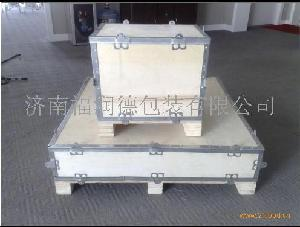 木包装箱加工