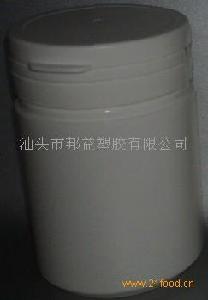 120ml圆形木糖椁口香糖塑料瓶