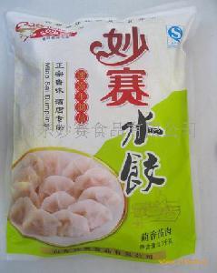 [妙赛水饺] 茴香苗肉