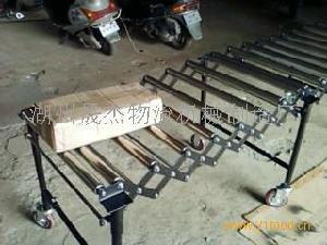 不锈钢伸缩输送机