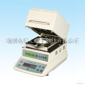 卤素固体水分测定仪