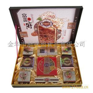 广式月饼(富贵盈府B)
