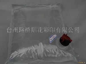 白酒盒中袋